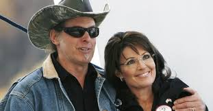 Nugent and Palin