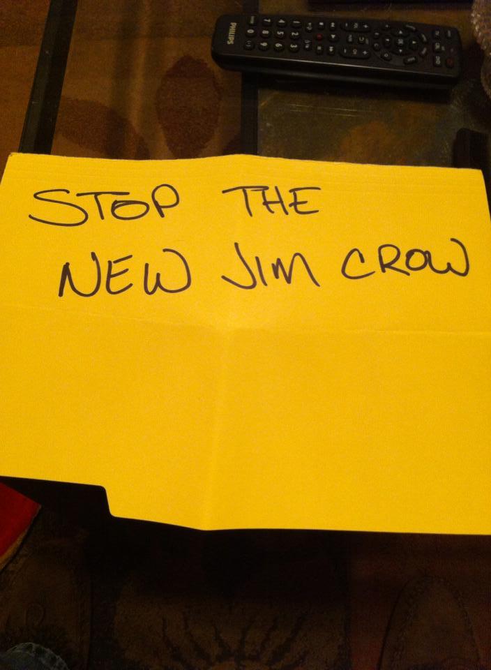 Stop Jim Crow