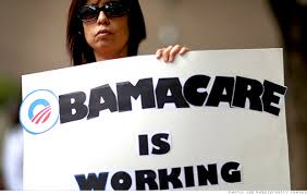 Obamacare is Working