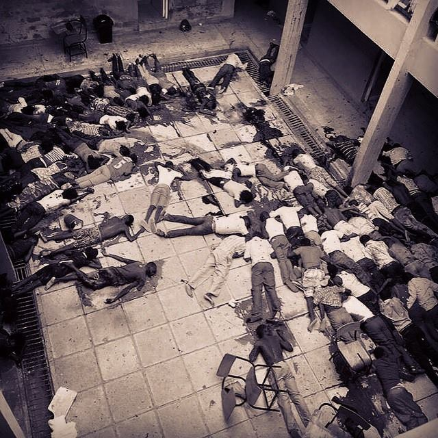 Christian Kenyan Students Massacred by  Islamic Extremists