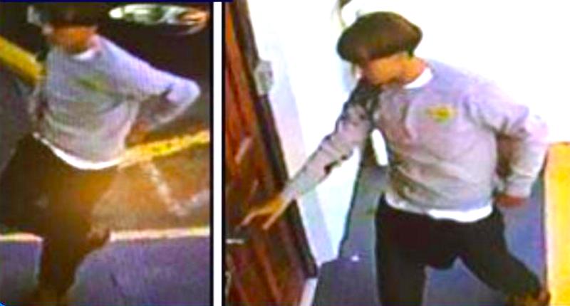 Charleston Church Murder Suspect